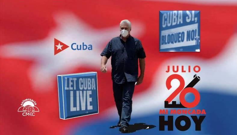 Dejen a Cuba vivir