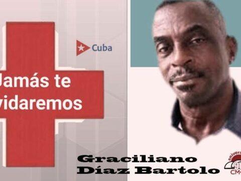 Graciliano Díaz Bartolo