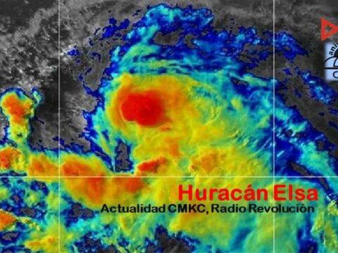Cobertura especial CMKC web ante el paso del Ciclón Tropical Elsa por el Caribe