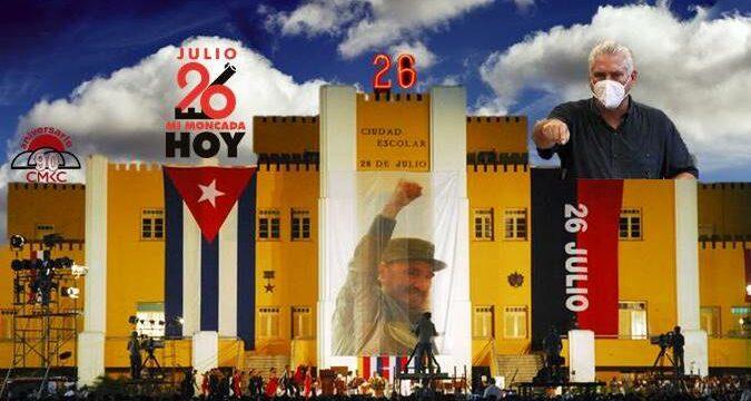 Mi Moncada Hoy; Unidad, Paz y Desarrollo. Imagen web: Santiago Romero Chang