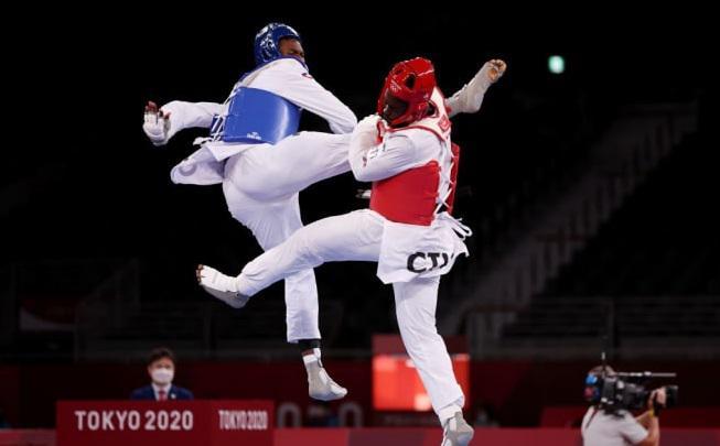 Alcanza Cuba su primera medalla, de bronce, Otra vez el deporte de Santiago coloca a Cuba en el medallero olímpico con el bronce de Rafael Alba Castillo.