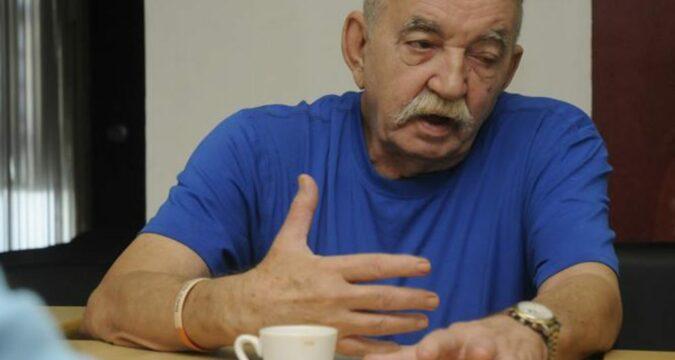 Pesar en prensa del deporte santiaguero por el deceso del colega Sigfredo Barros Segrera