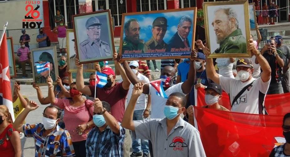 Mi Moncada Hoy, Como toda Cuba, en Tercer Frente nos multiplicamos como millones