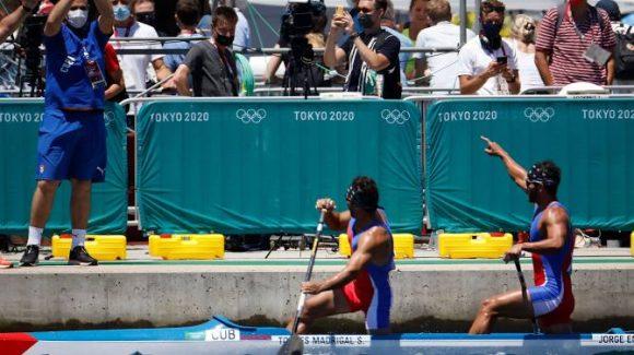 Serguey y Fernando Dayán sacan oro en Tokio 2020