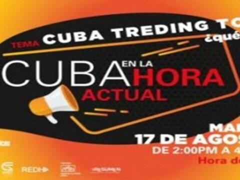 Cuba en la hora actual