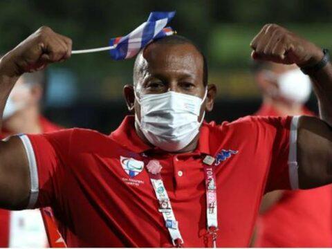 En imágenes, Cuba en apertura de los Juegos Paralímpicos Tokio 2020