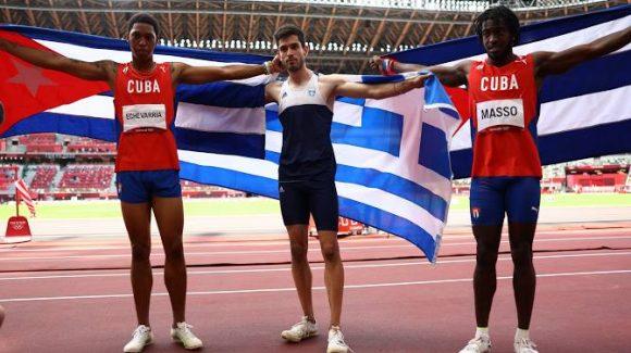 Juan Miguel y Massó: Tercer doblete histórico para Cuba en Tokio 2020
