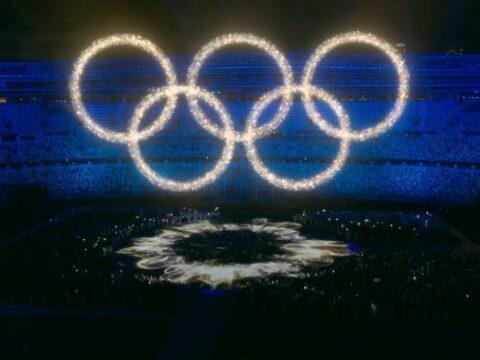 Ceremonia Clausura Tokio 2020: atletas desfilan en el Estadio Olímpico