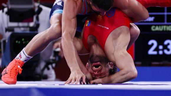 El atleta cubano Luis Orta se presentó en buena forma deportiva, impecable en su ascenso al medallero de Tokio 2020.