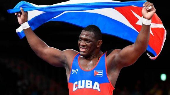 Campeón Olímpico Mijáin López, 4 medallas de Oro a sus 38 años
