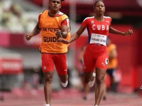 Ratificó santiaguera Omara Durand título de Campeona Paralímpica, en Tokio 2020