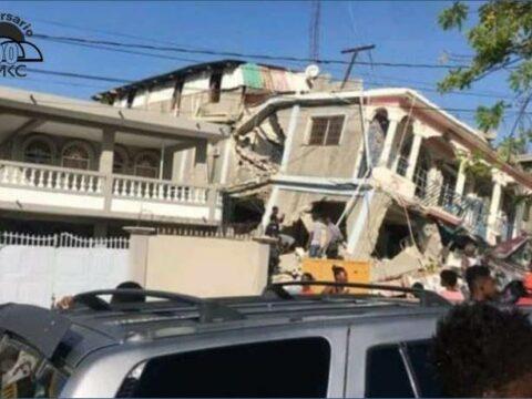 Terremoto de magnitud 7.5 estremece Haití, reportan perceptibilidad en oriente de Cuba