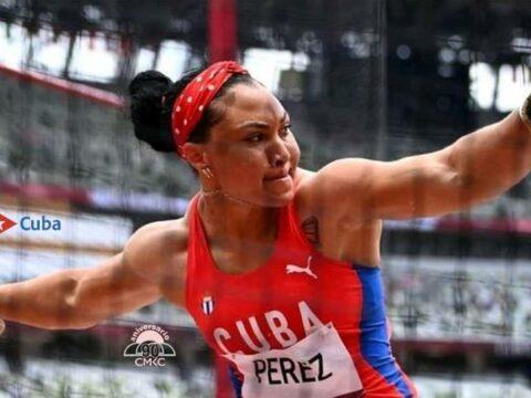Santiaguera Yaimé Pérez gana bronce en jornada de 6 medallas para Cuba