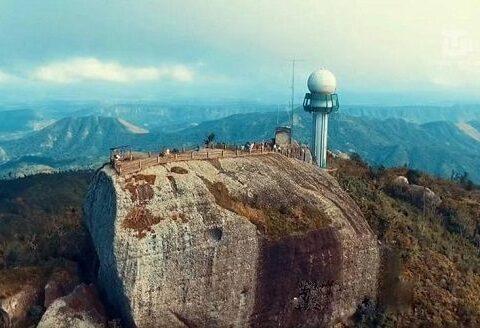 Radar de la Gran Piedra de Santiago de Cuba