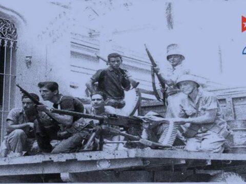 A los mártires del Alzamiento de Cienfuegos
