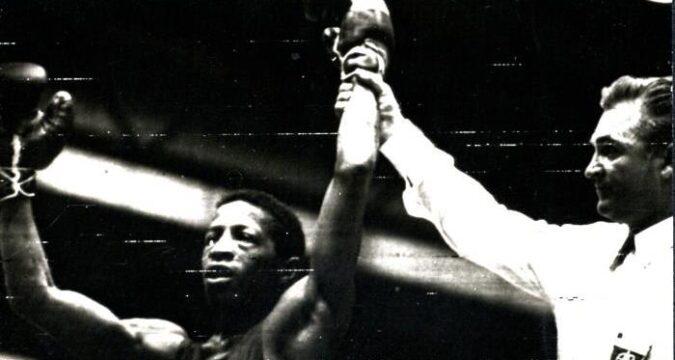 Orlandito Martínez, primer campeón olímpico del deporte revolucionario.
