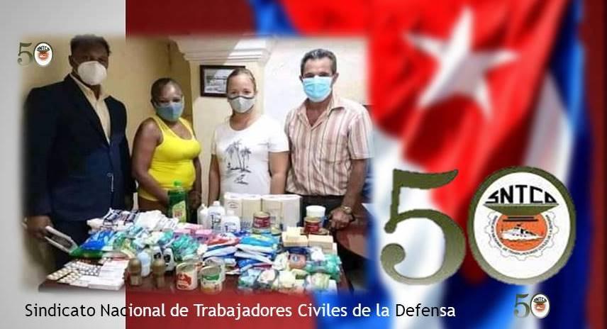 Civiles de la defensa en Santiago de Cuba: Ecos de aniversario