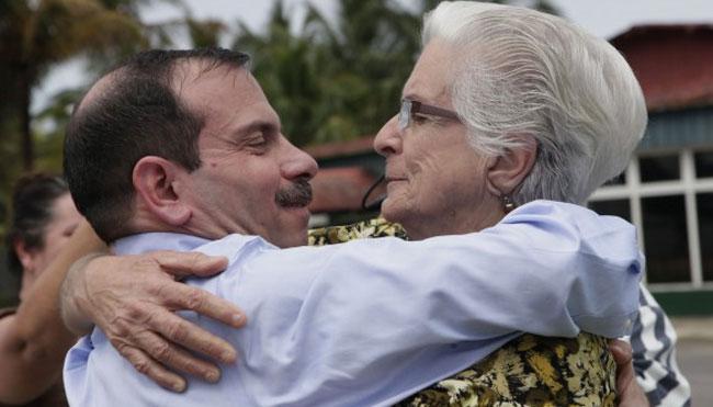 Falleció Magali Llort Ruiz, madre del Héroe de la República de Cuba Fernando González Llort.