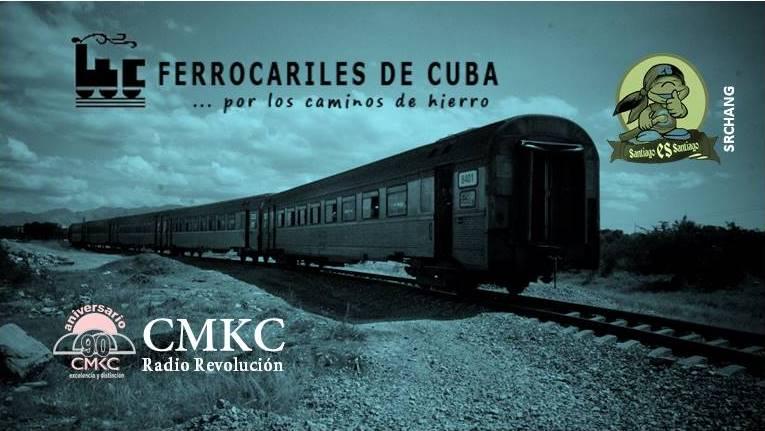 Ferrocarriles del Oriente, Santiago de Cuba. Foto: Santiago Romero Chang