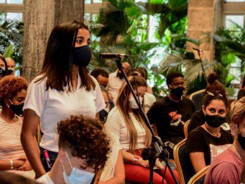 Cuba confía en sus jóvenes