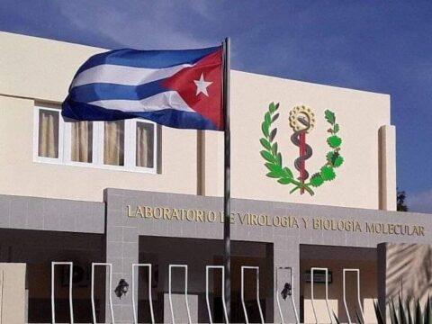 En Santiago de Cuba moderno laboratorio de Virología y Biología Molecular