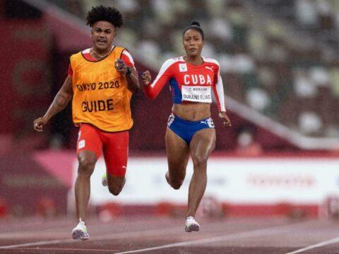 """Omara Durand: """"Cuba te reverencia orgullosa"""", expresa Díaz Canel por éxitos de la santiaguera en Tokio 2020"""
