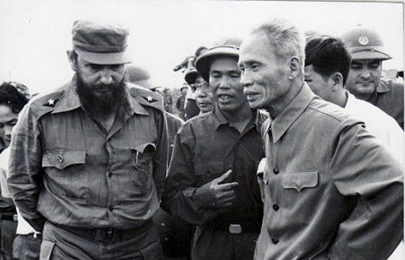 Tradición en la amistad Cuba y Vietnam
