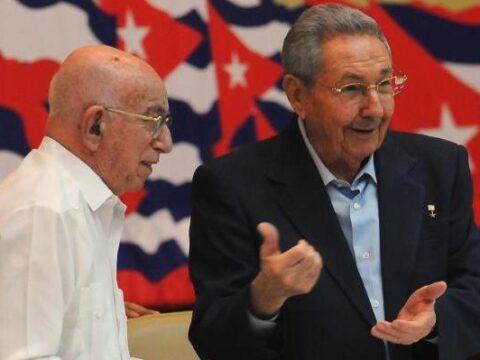 Comandante José Ramón Machado Ventura, Héroe del Trabajo de la República de Cuba