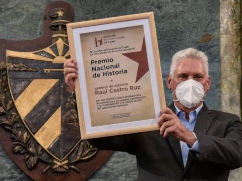 Premio Nacional de Historia
